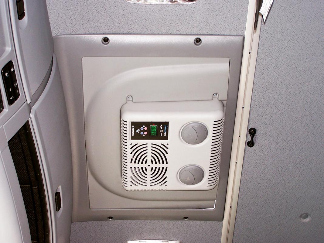 Condizionatori per camion climatizzatori da parcheggio - Marche condizionatori ...